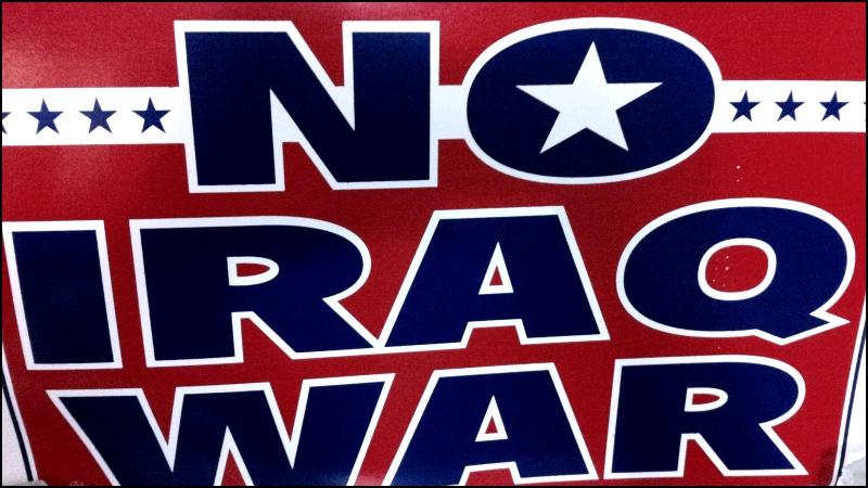 No Iraq War