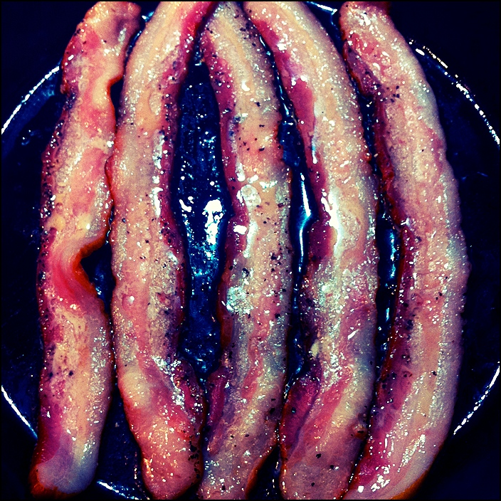 Pepper Bacon