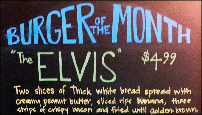 Elvis Special At Blue Moon